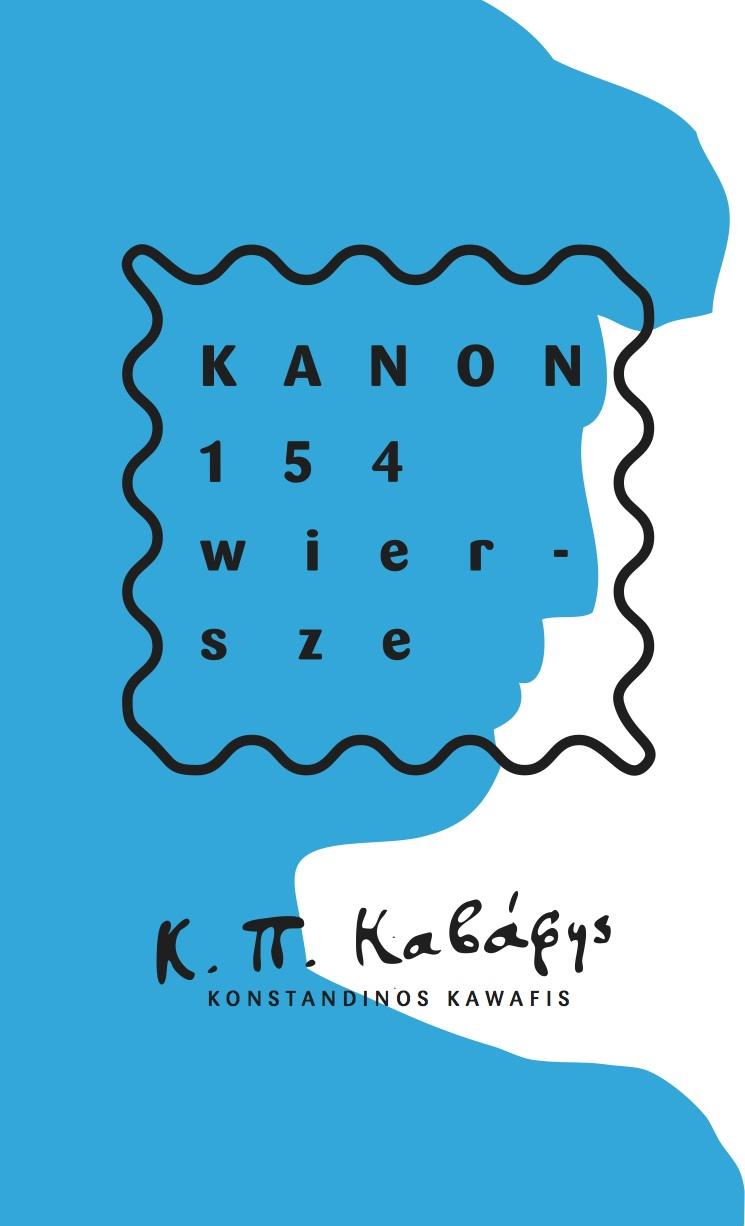 Okładka książki Kawafis Kanon